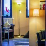 Emeleti Studio kétágyas szoba