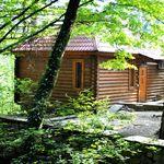 Erdőre néző Komfort 3 fős faház 2 hálótérrel (pótágyazható)