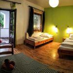 Apartament 2-osobowy na parterze z łazienką z 1 pomieszczeniem sypialnianym