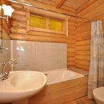 Hegyekre néző Komfort 6 fős faház 4 hálótérrel (pótágyazható)