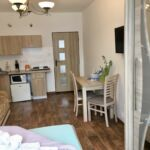 Apartament 2-osobowy z wanną z widokiem na ogród z 1 pomieszczeniem sypialnianym