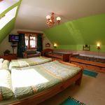 Komfort Izba pre 4 os. v podkroví