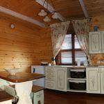 Panorámás Grand 4 fős faház 2 hálótérrel (pótágyazható)