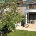 2-Zimmer-Apartment für 4 Personen mit Balkon und Aussicht auf den Garten (Zusatzbett möglich)