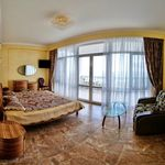 Deluxe 2-Room Balcony Apartment for 2 Persons (extra beds available)