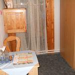 Camera twin cu balcon cabina de dormit