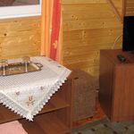 Camera twin mansarda cu vedere spre munte
