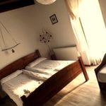 Folyóra néző teraszos 2 fős apartman 1 hálótérrel (pótágyazható)