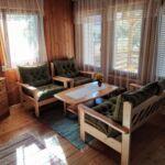 Udvarra néző teljes ház 4 fős apartman 2 hálótérrel (pótágyazható)