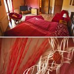 Romantik Apartmán s balkónom s manželskou posteľou s 1 spálňou (s možnosťou prístelky)