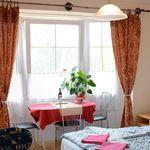Panorámás emeleti franciaágyas szoba (pótágyazható)