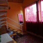 Emeleti erkélyes 7 fős apartman 3 hálótérrel