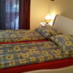 Apartament 2-osobowy na parterze Family z 1 pomieszczeniem sypialnianym (możliwa dostawka)