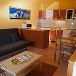 Erdőre néző Családi 4 fős apartman 1 hálótérrel (pótágyazható)