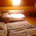 Tetőtéri Standard ötágyas szoba