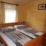 Standard 2 fős faház (pótágyazható)