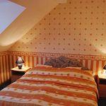 Apartament la mansarda cu aer conditionat cu 2 camere pentru 5 pers.