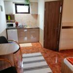 Földszintes Standard 2 fős apartman 1 hálótérrel (pótágyazható)