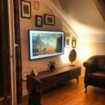 Medenceoldali panorámás 4 fős apartman 2 hálótérrel (pótágyazható)