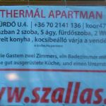 Thermál Apartman Tiszafüred