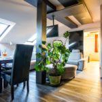 1-Zimmer-Apartment für 4 Personen Obergeschoss