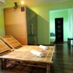 Deluxe Romantik 2 fős apartman 1 hálótérrel (pótágyazható)