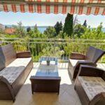 Balkonos légkondicionált 4 fős apartman 2 hálótérrel (pótágyazható)