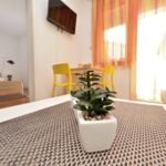 Apartament 2-osobowy na piętrze Komfort z 1 pomieszczeniem sypialnianym