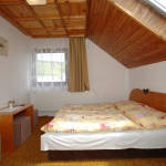 Mountain View Mansard 2-Room Apartment for 4 Persons