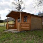 Wood Cabin Dunajská Streda