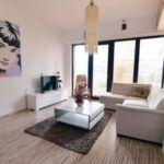 Apartament 8-osobowy z wanną z własną kuchnią z 4 pomieszczeniami sypialnianymi