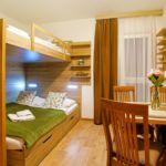 Pokój 4-osobowy Studio Przyjazny podróżom rodzinnym