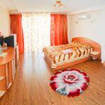 Номер с двуспальной кроватью на этаже с видом на море (с доп. местом)