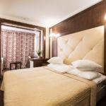 Номер с двуспальной кроватью Бизнес с видом на парк (с доп. местом)