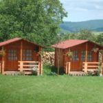 Hegyekre néző kerthelyiséggel 2 fős faház