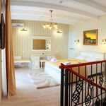 Однокомнатный 2-местный апартамент с видом на море двухуровневый  (с доп. местом)