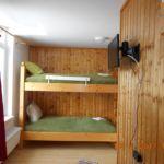 Camera tripla cu vedere spre munte (se poate solicita pat suplimentar)