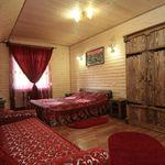 Фемили Двухкомнатный 4-местный апартамент с видом на горы (с доп. местом)