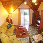 Balkonos saját konyhával 2 fős apartman 1 hálótérrel