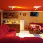 Komfort Gold 4 fős apartman 1 hálótérrel