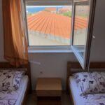 Apartament 6-osobowy na piętrze z widokiem na morze z 3 pomieszczeniami sypialnianymi