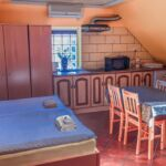 Tetőtéri légkondicionált 5 fős apartman 1 hálótérrel