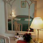 Standard Doppelzimmer mit Aussicht auf den Park