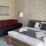 Földszinti Junior 2 fős apartman 1 hálótérrel (pótágyazható)