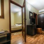 Udvarra néző Komfort 4 fős apartman 2 hálótérrel