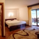 Camera dubla standard cu vedere spre padure (se poate solicita pat suplimentar)