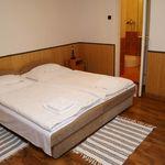 Номер с двуспальной кроватью на первом этаже с видом на сад