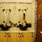 Fürdőszobás Premium franciaágyas szoba