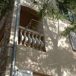 Tengerre néző emeleti háromágyas szoba (pótágyazható)