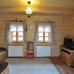 Domek drewniany 4-osobowy  (możliwa dostawka)